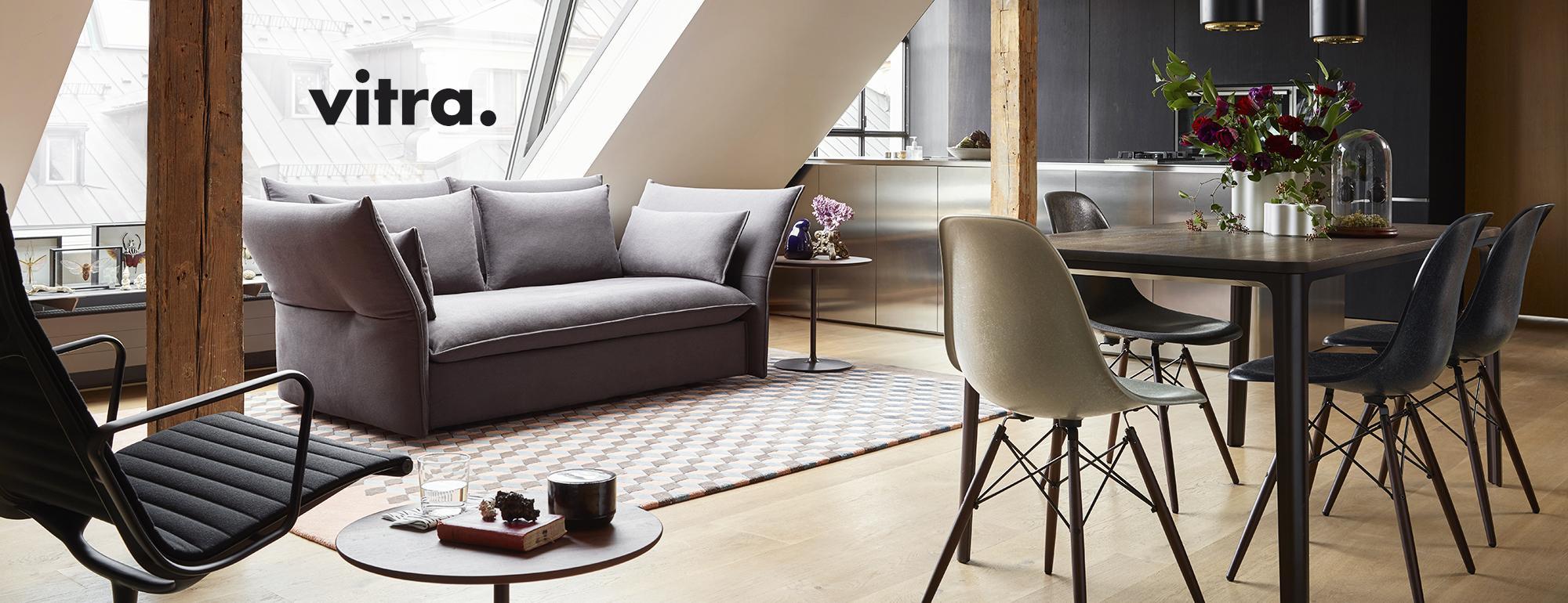 Vitra Möbel bei WOHN DESIGN
