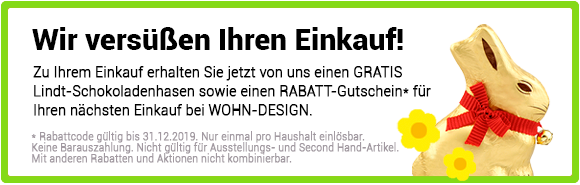 WOHN-DESIGN gratis Osterhase