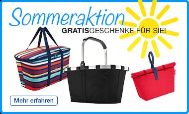 Sommeraktion - Bags von Reisenthel