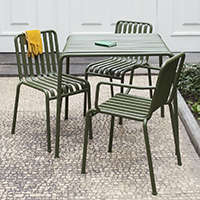 Entdecken Sie die Outdoor Möbel Palissade von HAY in unserem Online-Shop!