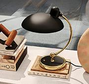 Kaiser Idell 6631 Luxus Tischleuchte – NEU: in Messing
