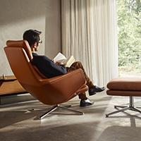Der Sessel Grand Relax von Vitra