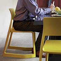 Kundeninformation: Stuhl Tip Ton in neuen Farben