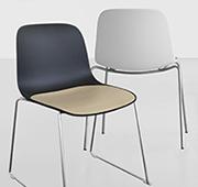 Unsere Empfehlung für Sie: Stuhl SEELA von Lapalma