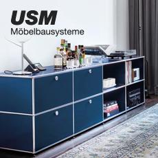 USM: Zeitlose, elegante Möbelbausysteme